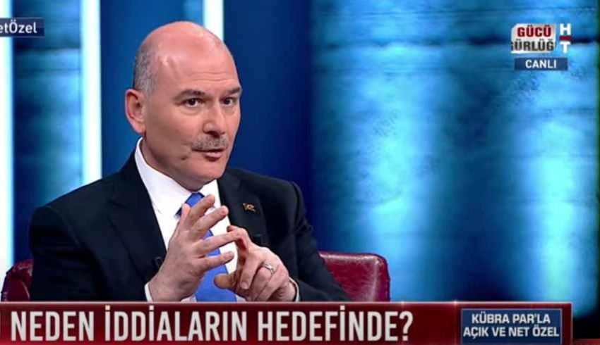 Bakan Soylu: Mehmet Ağar'ın bir marinada görev alması doğru mu, ben olsam 48 saat içinde bırakırım