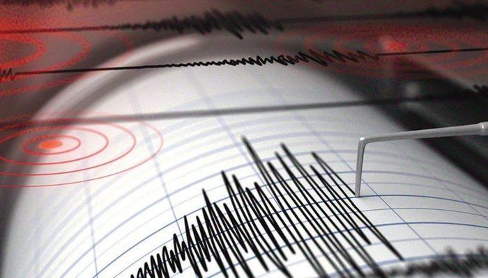 Balıkesir Kepsut'ta deprem! (Kandilli son depremler)
