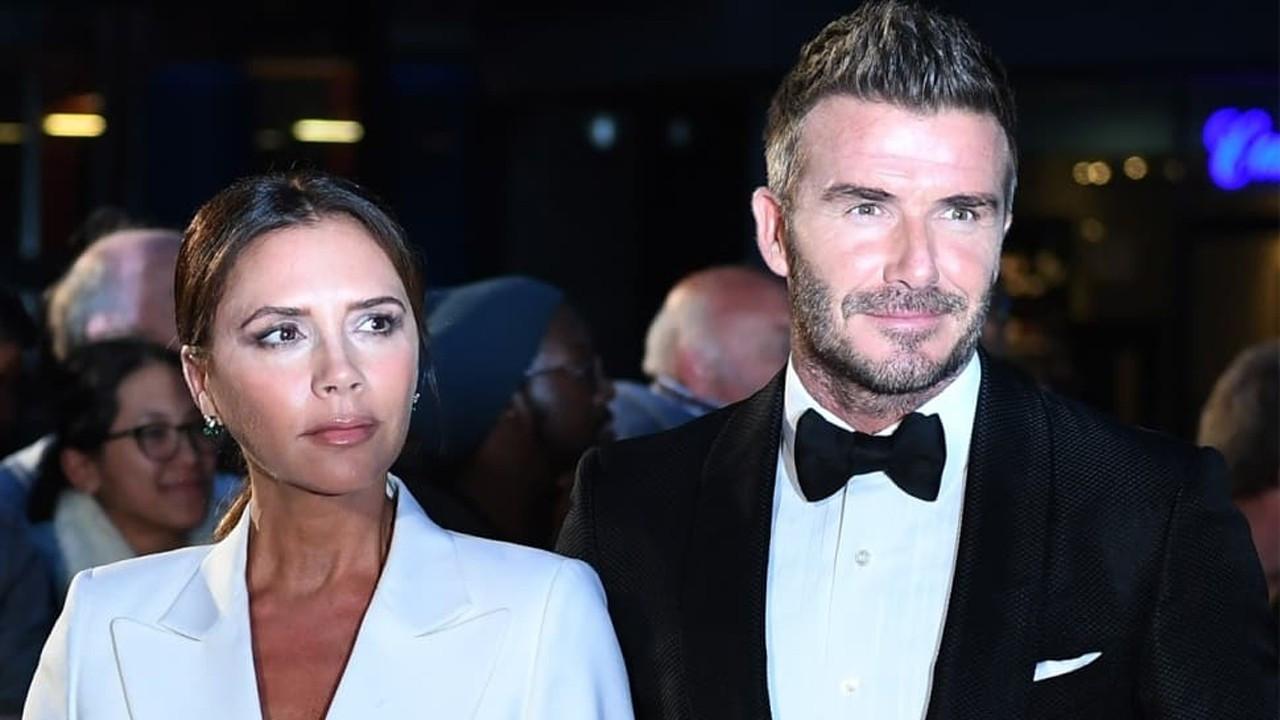 Beckham çiftinin son paylaşımı çok konuşuldu