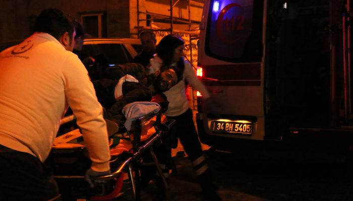 Beşiktaş'ta silah sesleri! Tam sedyeyle götürülürken öyle bir şey istedi ki!