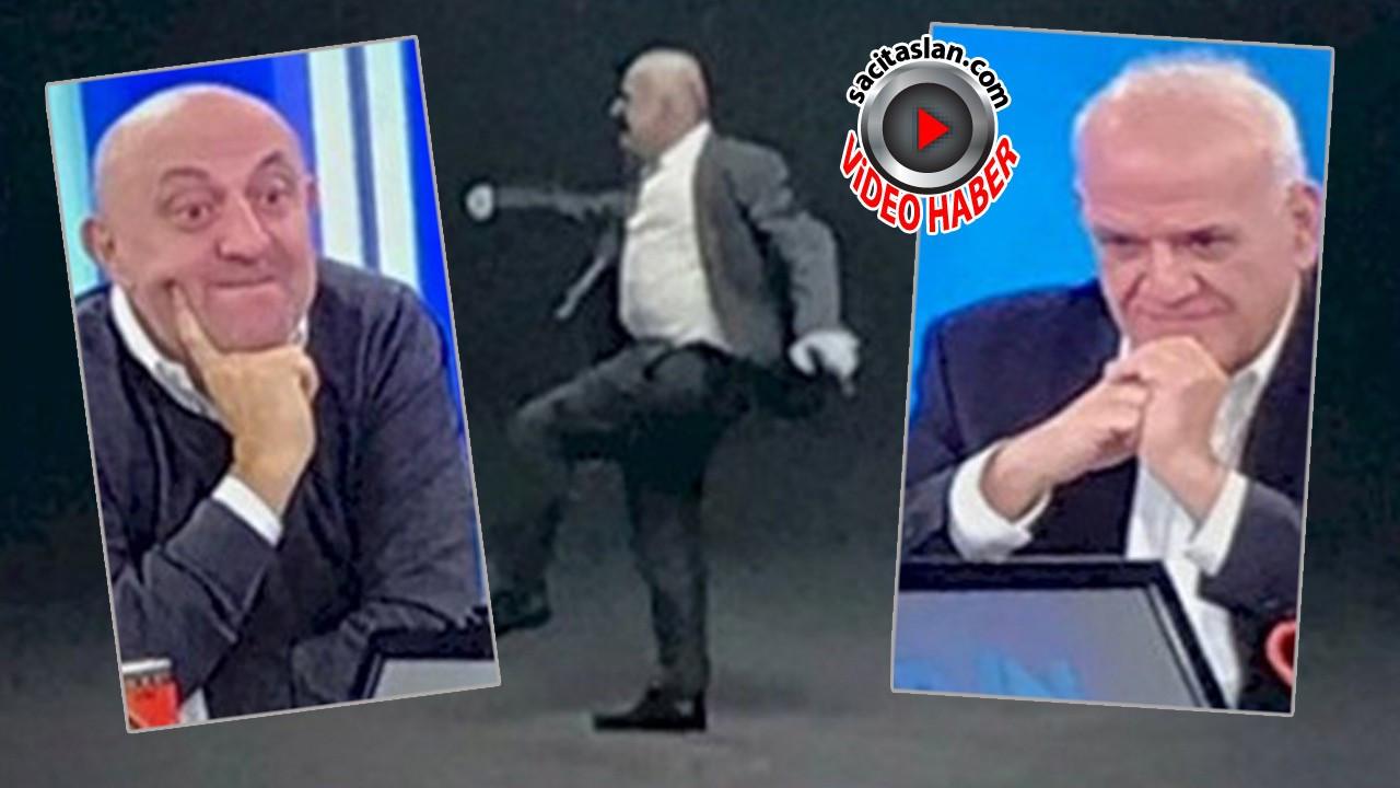Beyaz TV'nin futbol programı tepki çekti