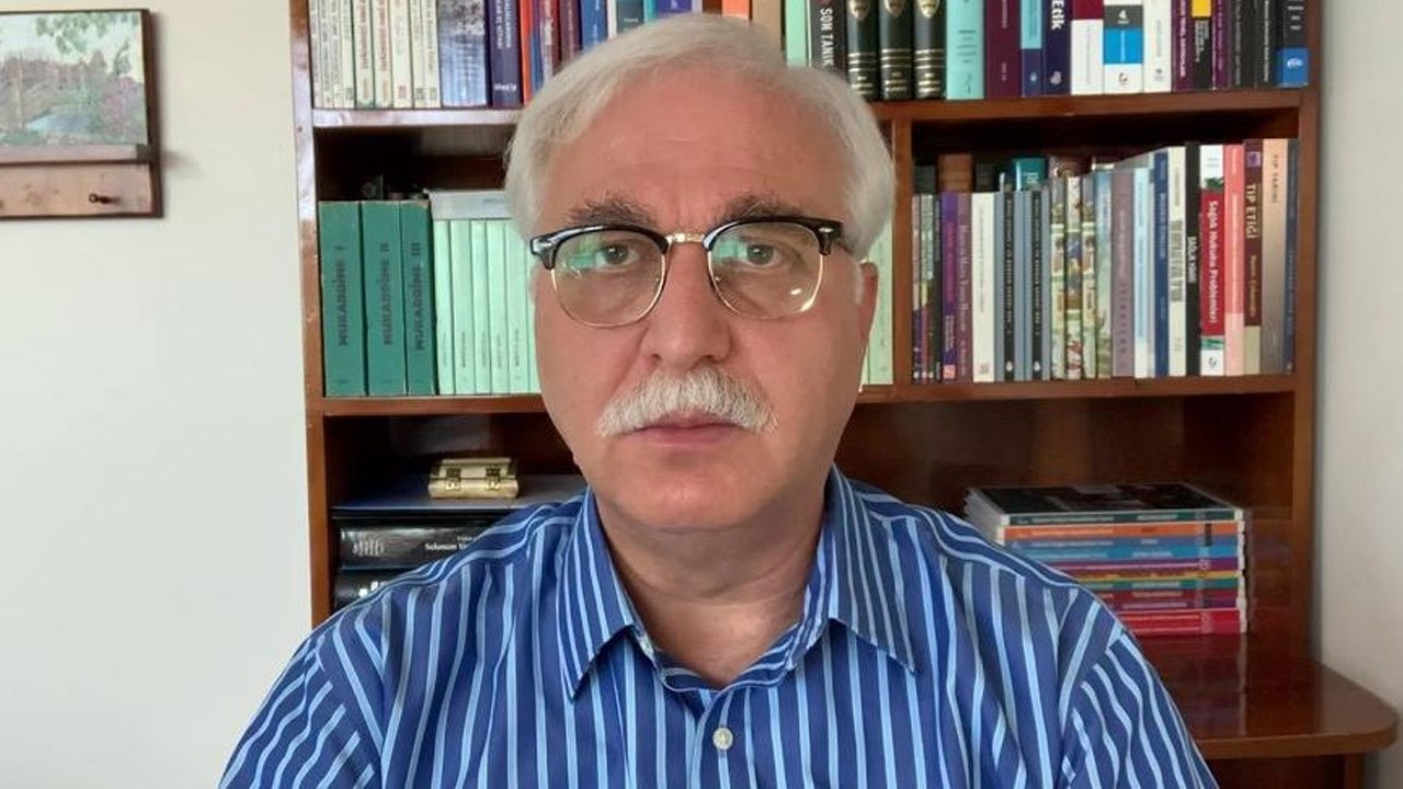 Bilim Kurulu üyesi Prof. Dr. Tevfik Özlü: