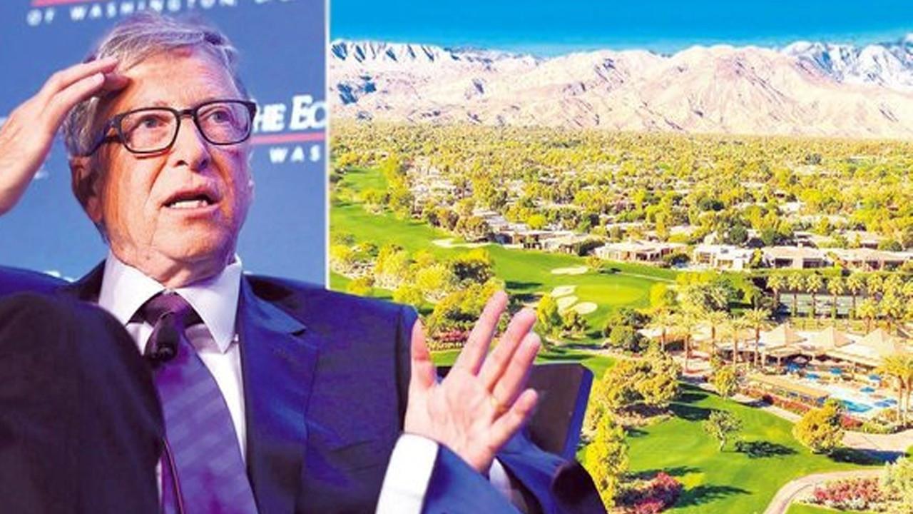 Bill Gates 12.5 milyon dolarlık bekar evine çıktı
