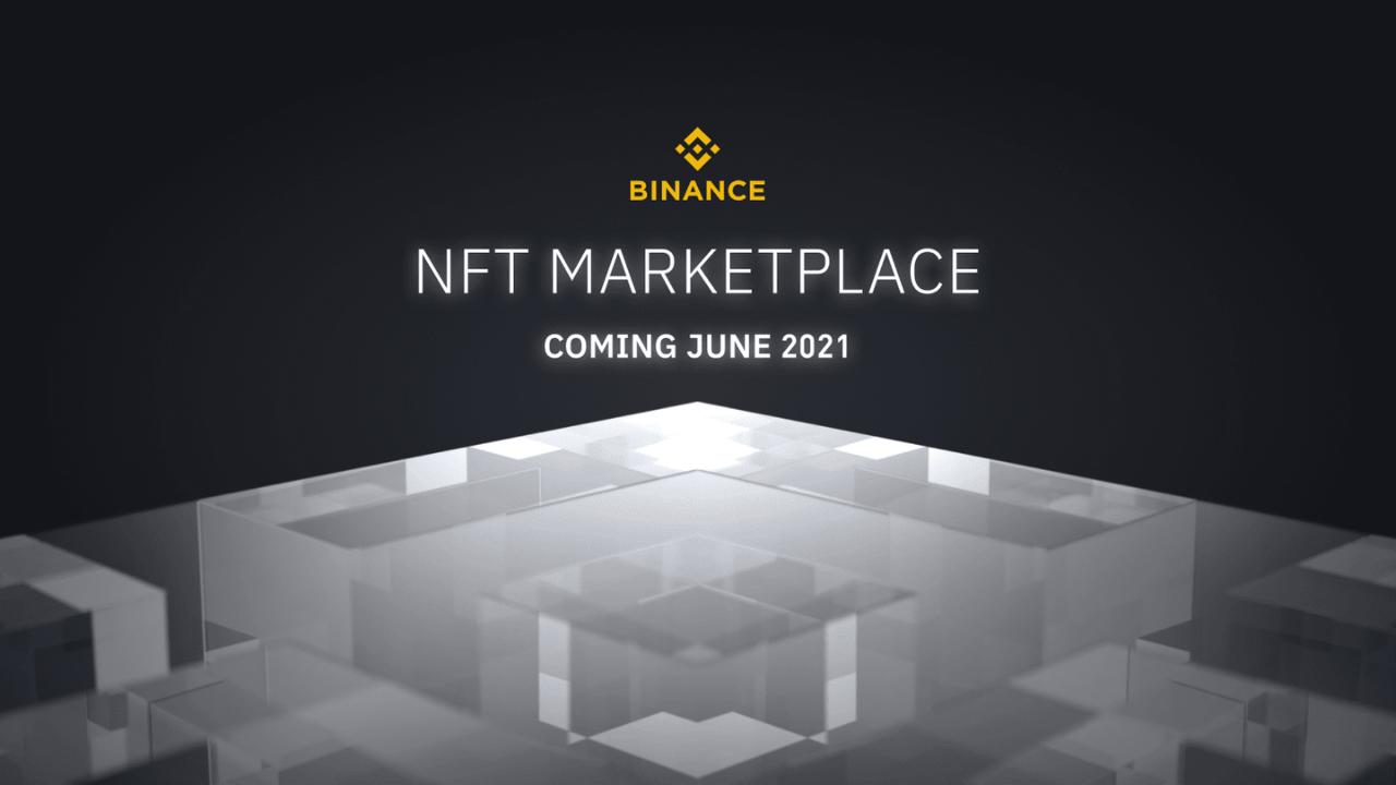 Binance, kendi NFT pazar yerini oluşturuyor