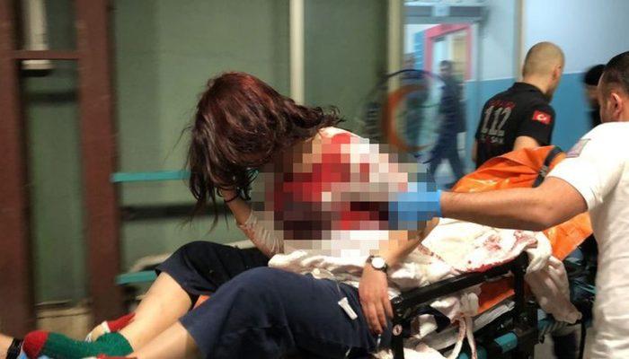 Bursa'da kızını 14 yerinden bıçaklayan cani baba tutuklandı