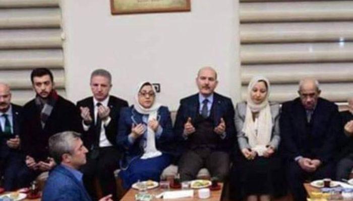 CHP'li ilçe başkanından AK Parti'li belediye başkanının fotoğrafına tepki