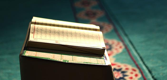 Cin Suresi 5. Ayet Meali, Arapça Yazılışı, Anlamı ve Tefsiri