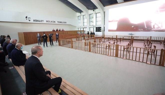 Cumhurbaşkanı Erdoğan, 27 Mayıs darbesinin 61'inci yılında Yassıada'da