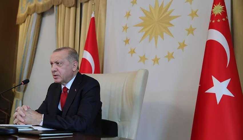 Cumhurbaşkanı Erdoğan, ABD'li CEO'ların sorularını cevaplayacak