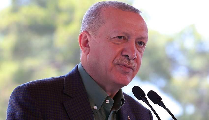 Cumhurbaşkanı Erdoğan'dan yeni müjde açıklaması