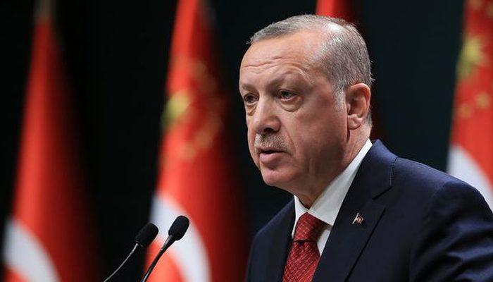 Cumhurbaşkanı Erdoğan, Denktaş ailesini aradı