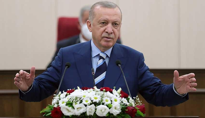 Cumhurbaşkanı Erdoğan'ın Maraş açıklamaları ABD, Yunanistan, AB ve İngiltere'yi çileden çıkardı