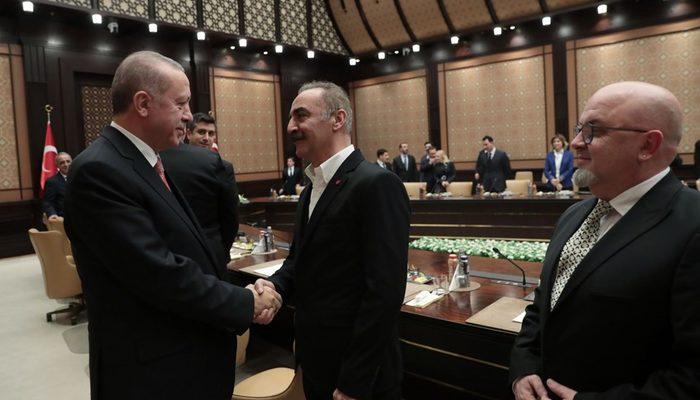 Cumhurbaşkanı Erdoğan yeni sinema yasasını onayladı