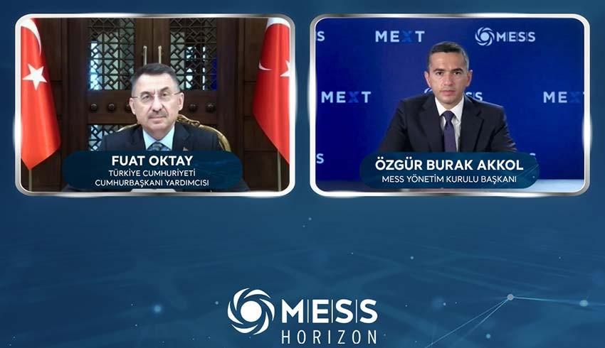 Cumhurbaşkanı Yardımcısı Fuat Oktay: Dijital Türkiye gençlerin şaheseri olacak