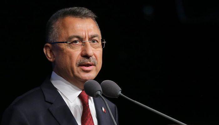 Cumhurbaşkanı Yardımcısı Fuat Oktay: Vuracağız dedik, vurduk!