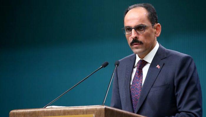Cumhurbaşkanlığı Sözcüsü İbrahim Kalın'dan IMF çıkışı!