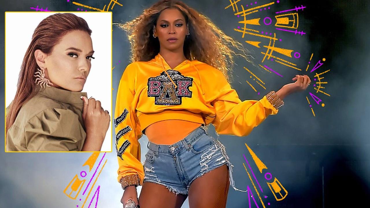 Demet Akalın Beyonce'a meydan okudu