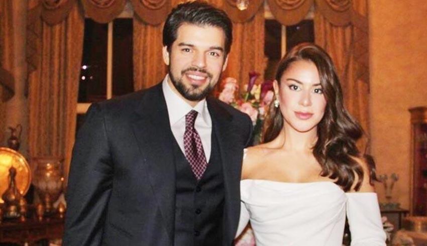 Demet Sabancı-Cengiz Çetindoğan'ın kızı nişanlanıyor