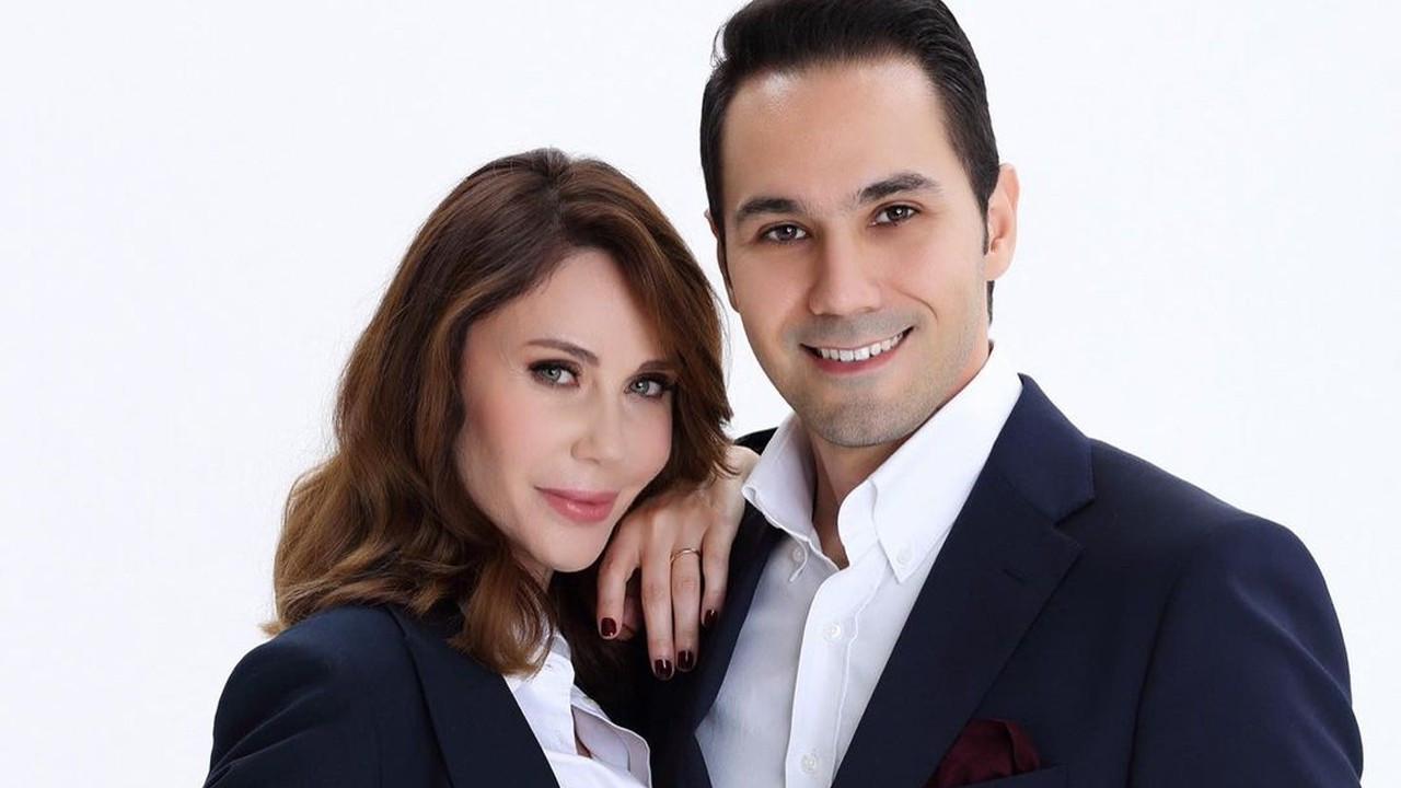 Demet Şener ve eşi Cenk Küpeli 'Maşallah' dedirtti