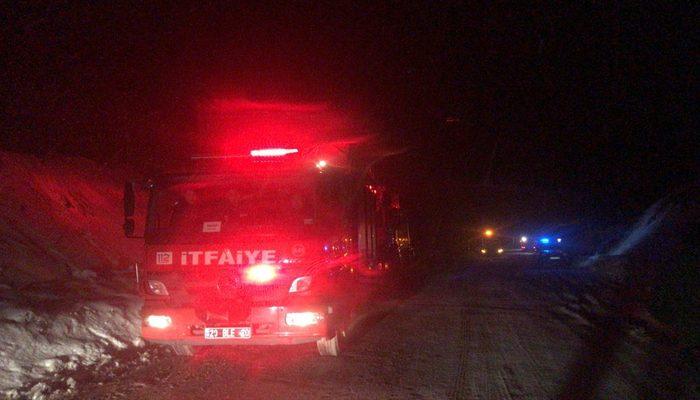 Denizli Kayak merkezinde yaklaşık 100 kişi mahsur kaldı