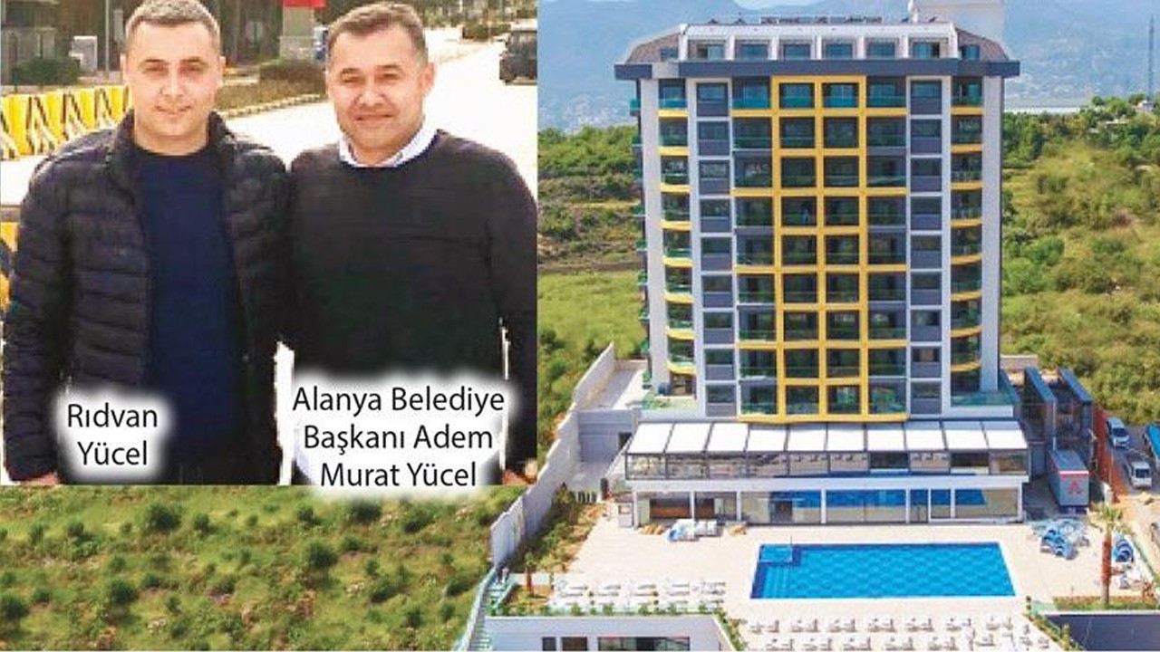 Devletten yurt teşviki aldı binayı 5 yıldızlı otele çevirdi!
