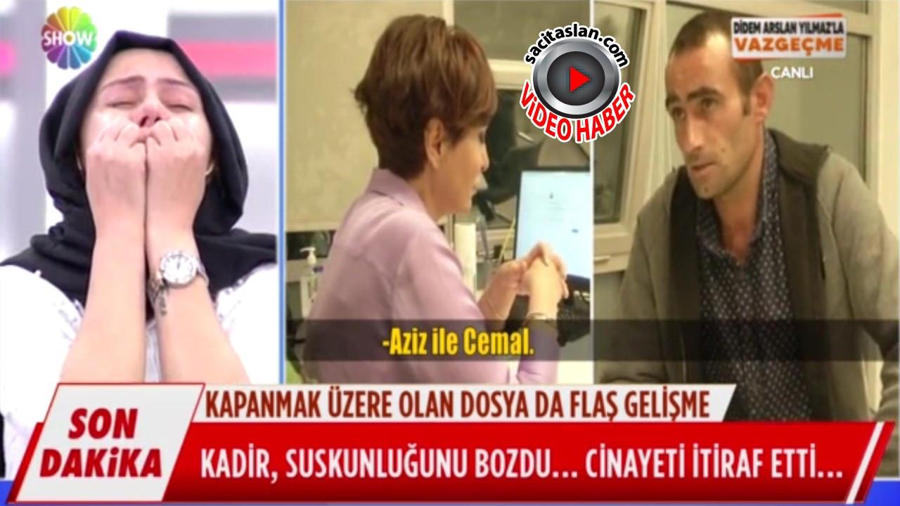 Didem Arslan Yılmaz'la Vazgeçme'de çözülemeyen bir cinayet daha aydınlandı