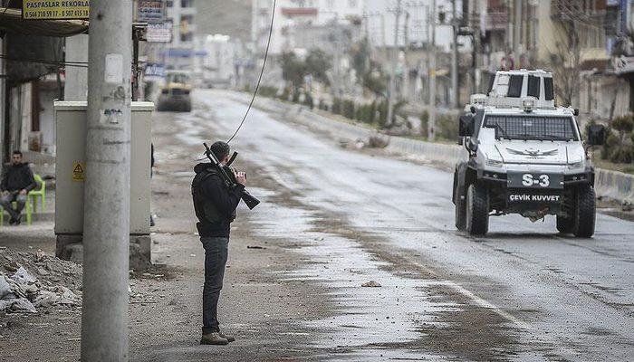 Diyarbakır'da sokağa çıkma yasağı! Operasyon başladı