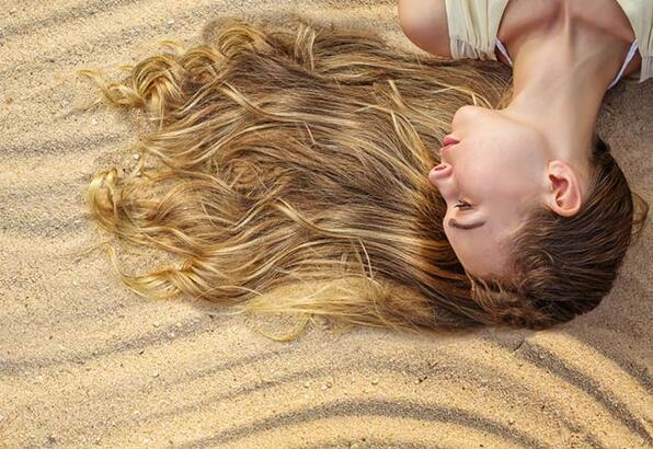 Doğal görünümlü saçlara sahip olmak için tavsiyeler
