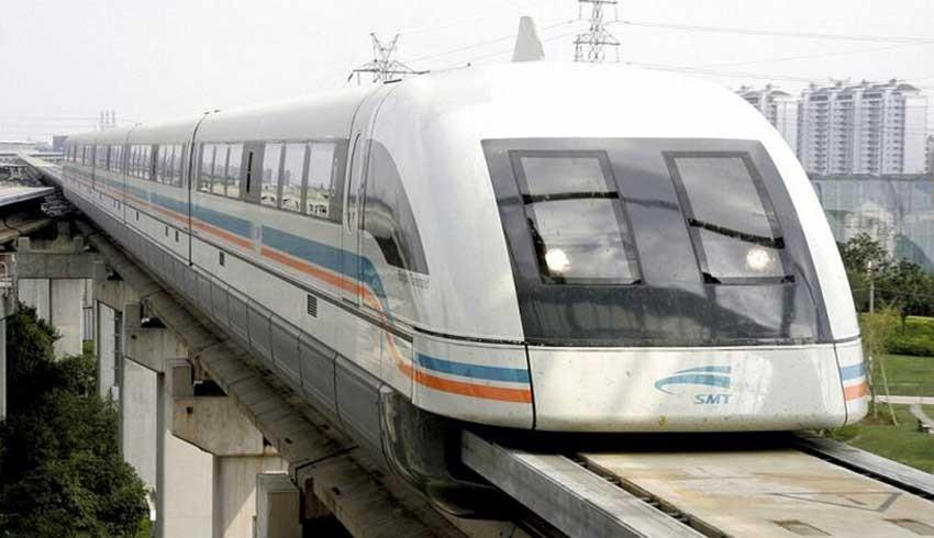 Dünyanın en hızlı treni! İki bin kilometreyi 3.5 saatte alıyor