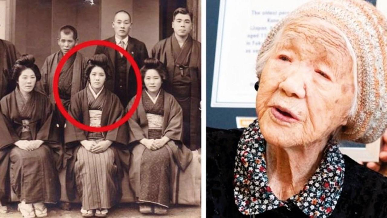 Dünyanın en yaşlı insanı 118. yaşını kutladı!