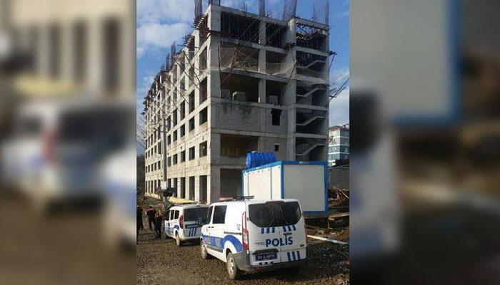 Düzce'de asansör boşluğuna düşen işçi hayatını kaybetti