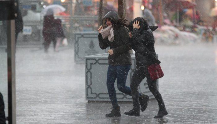 Edirne, Hakkari ve Iğdır dışında tüm yurtta yağış bekleniyor