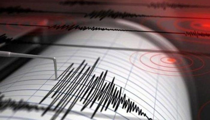 Ege Denizi beşik gibi! Sabaha karşı korkutan deprem!