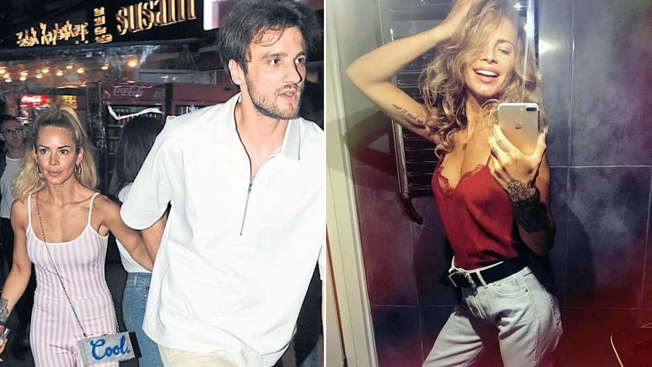 Eliz Sakuçoğlu DJ sevgilisinden ayrıldı
