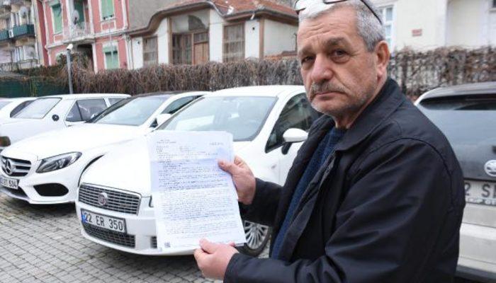 Emekli polis memuruna iki saniye arayla kesilen trafik cezası mahkemeden döndü