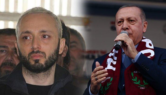 Erdoğan'dan Mabel Matiz'e taziye telefonu! Duygusal anlar yaşandı
