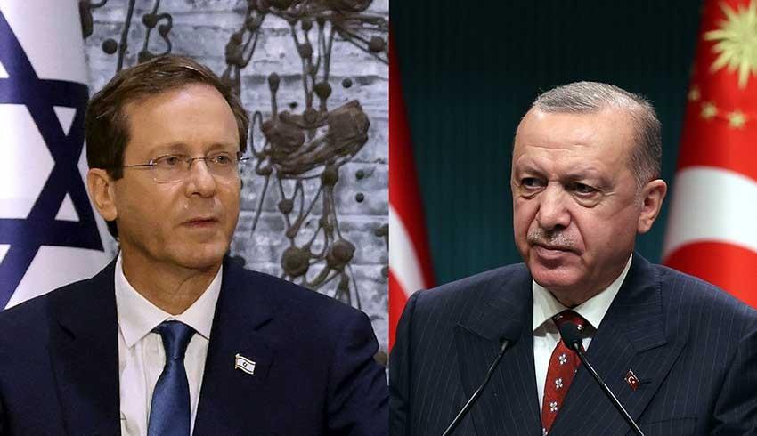 Erdoğan'ın İsrail'le 40 dakikalık görüşmesinin perde arkası ortaya çıktı