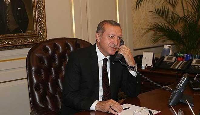 Erdoğan telefonda böyle dedi: Bu haldeyken bayram sevincini yaşayamam