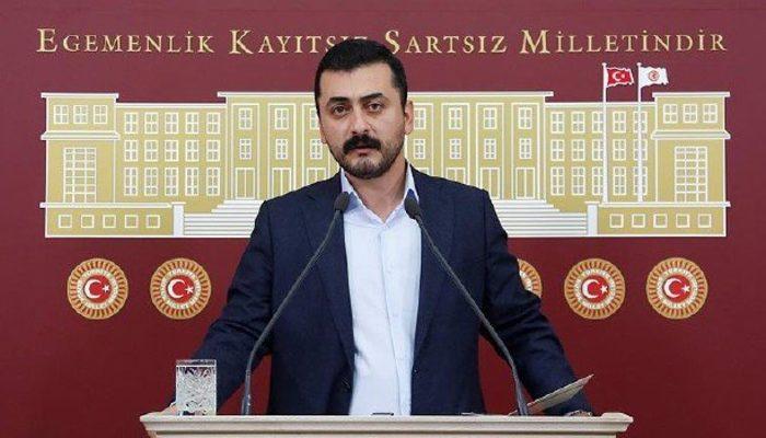Eski CHP Milletvekili Eren Erdem'e 4 yıl 2 ay hapis cezası