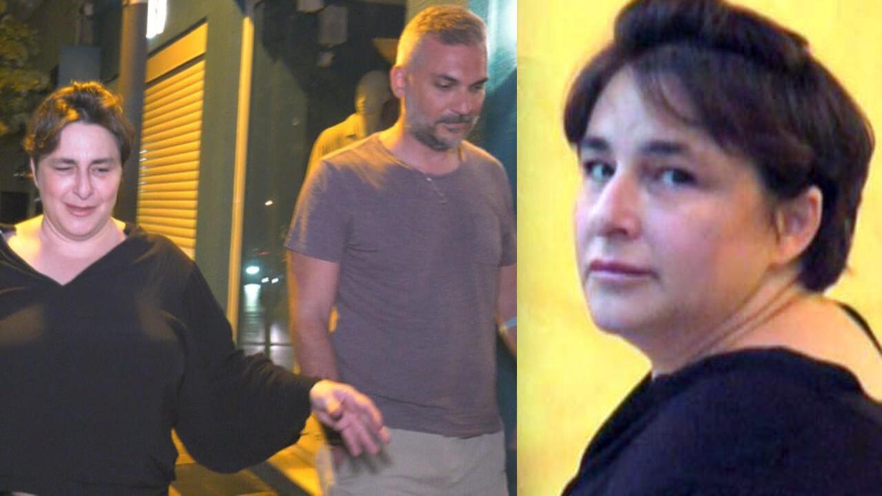 Esra Dermancıoğlu Nişantaşı'nda panikledi