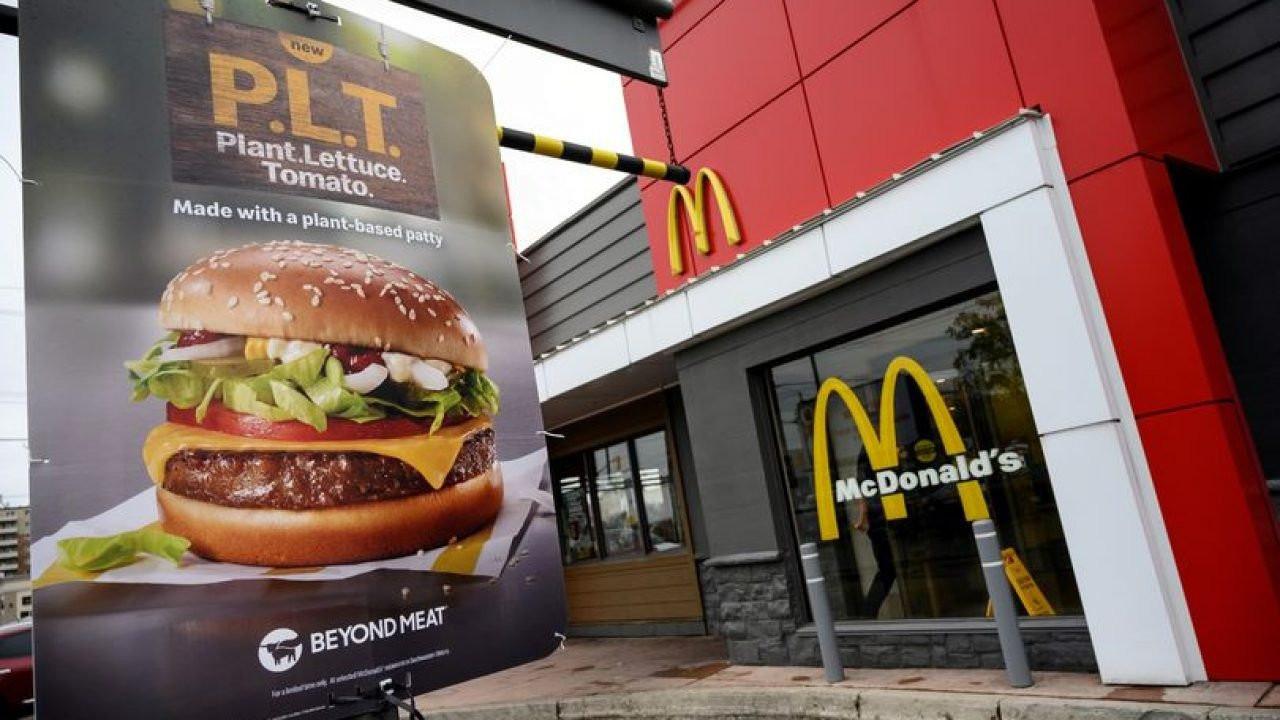 Fast Food zinclerinde yükselen trend: