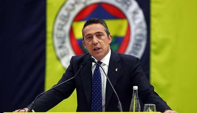 Fenerbahçe Başkanı Ali Koç'tan Diyanet'e o müftüyle ilgili mektup
