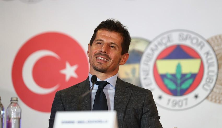 Fenerbahçe'de teknik direktörlük görevi Emre Belözoğlu'na emanet edilecek