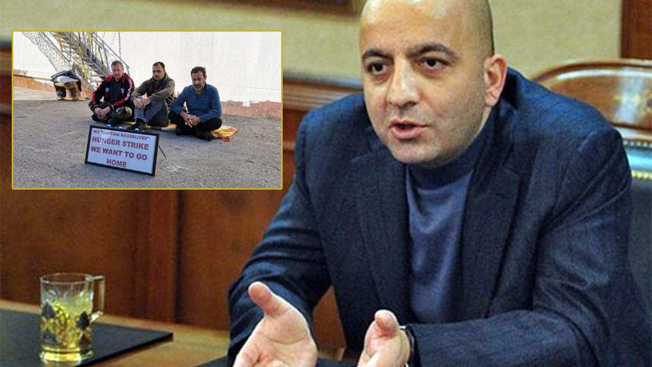 FETÖ'den tutuklanan Mansimov'un gemilerinde 150 işçi mahsur kaldı!