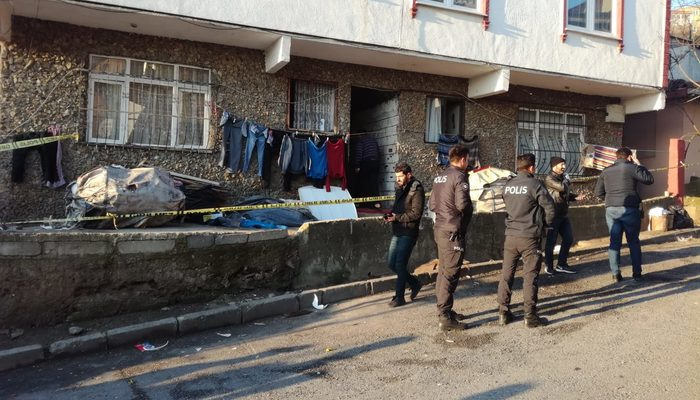 Gaziosmanpaşa'da patlama: 1 yaralı