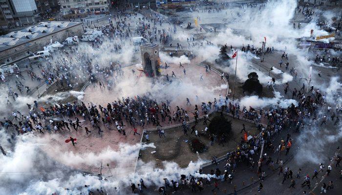 'Gezi Parkı' davasında duruşma tarihi belli oldu! İddianamede dikkat çeken 'Sırbistan' detayı