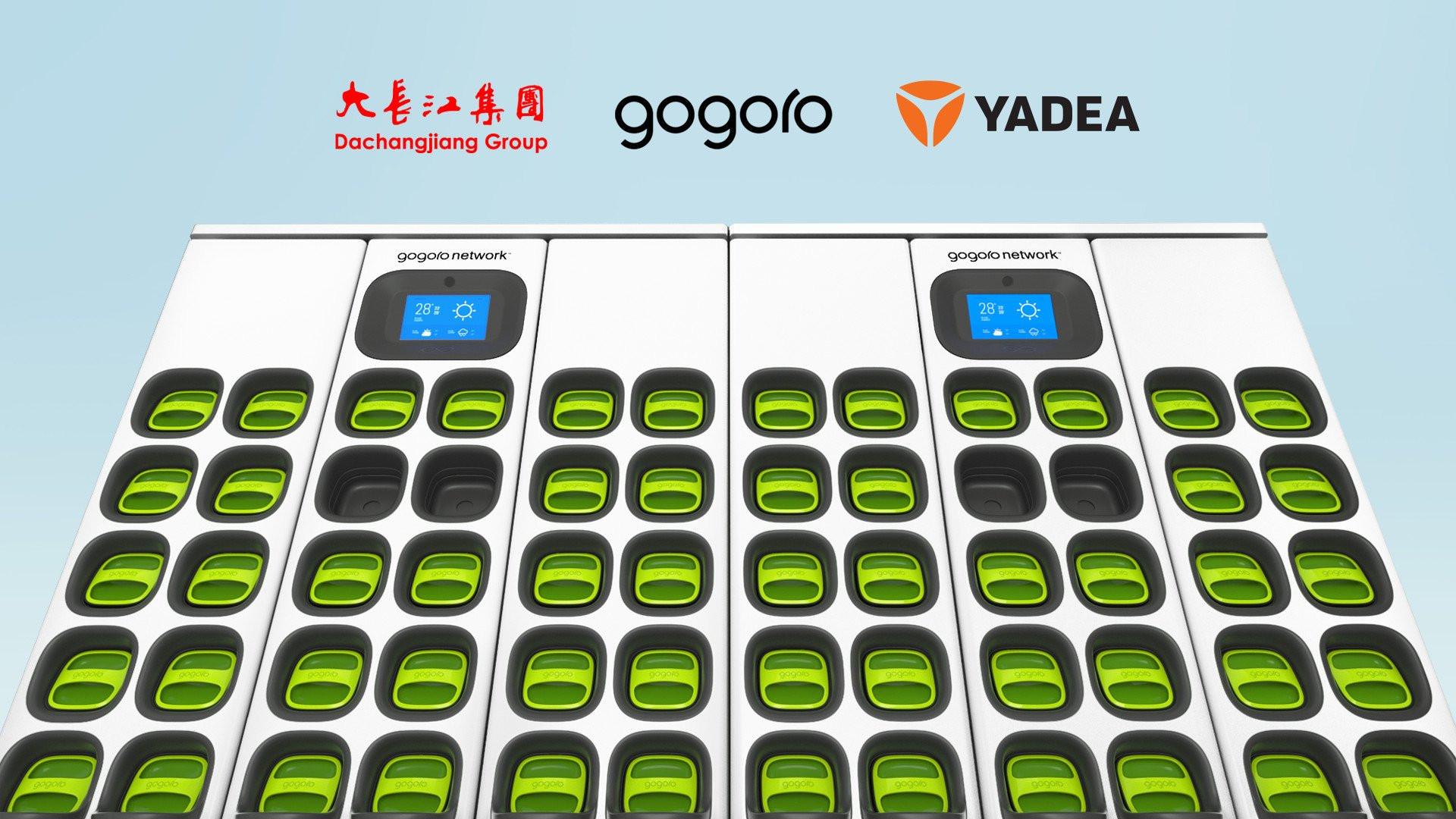 Gogoro Çin'de 45 pil değiştirme istasyonu kurduğunu duyurdu