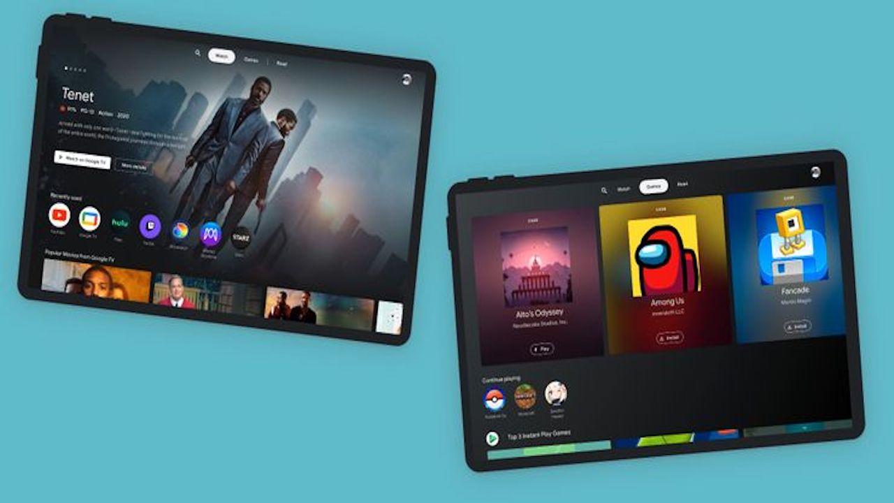 Google'dan Android tabletlere 'Eğlence Alanı' hamlesi ABD'li şirket Google, Android tabletlerde bulunan dizi, film ve oyun uygulamalarını tek bir noktada ...