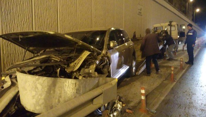 Hatay'da korkunç kaza! Hemen önlem aldılar