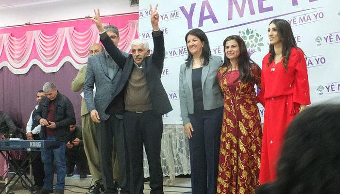 HDP'nin aday tanıtım toplantısına soruşturma! Gözaltılar var...
